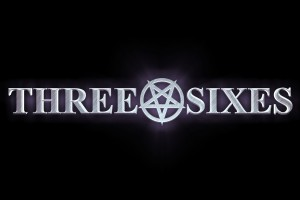 Three Sixes rectangle logo