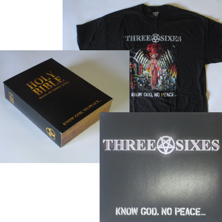 Limited Edition Know God No Peace Box Set